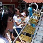 School music bands in Costa Rica
