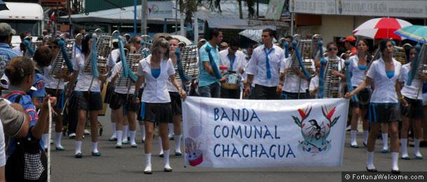 Local bands of La Fortuna