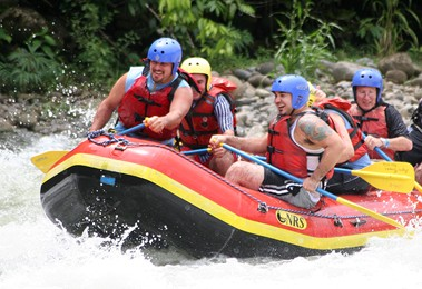 Tour de Rafting