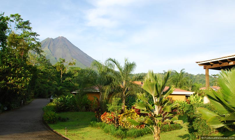 Best Hotels Near Arenal Volcano
