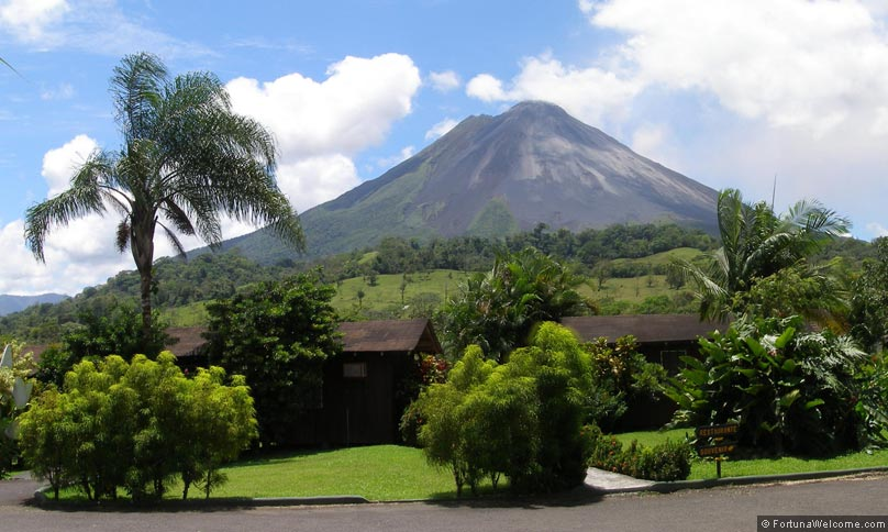 Arenal Paraiso Hotel La Fortuna Costa Rica