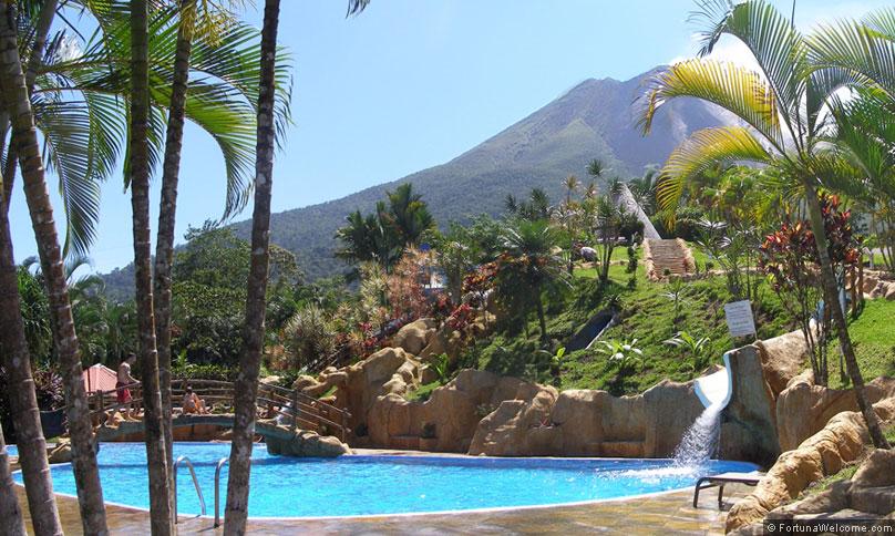 Los Lagos Hotel La Fortuna De San Carlos Costa Rica