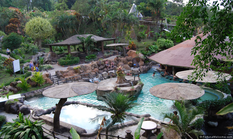 Los Lagos Hotel Spa Resort La Fortuna Costa Rica