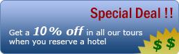 Special Discounts