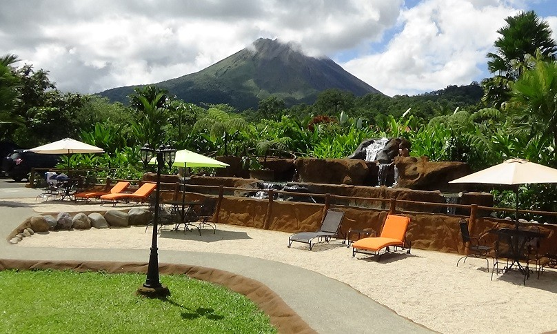 Hotel Volcano Lodge and Springs