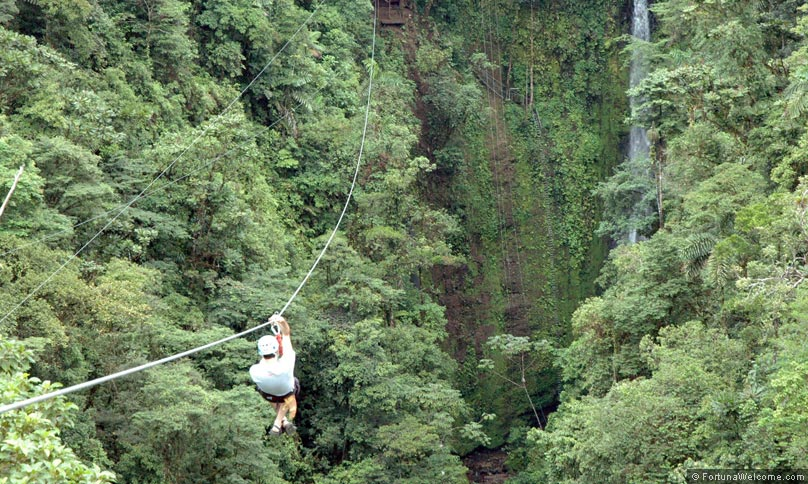 Arenal Pure Adrenaline
