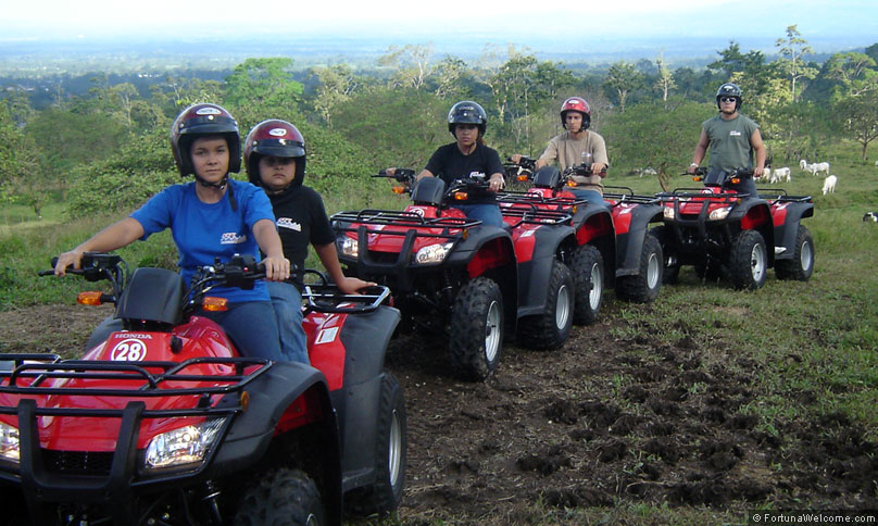 Arenal ATV Tour