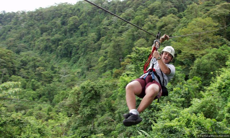4; Arenal Canopy Tour ...  sc 1 st  La Fortuna Costa Rica & Arenal Canopy Tour La Fortuna Costa Rica