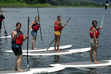 Lecciones y Tour de Stand Up Paddle