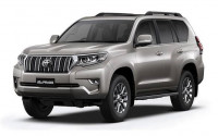 Toyota Land Cruiser Prado Automatic